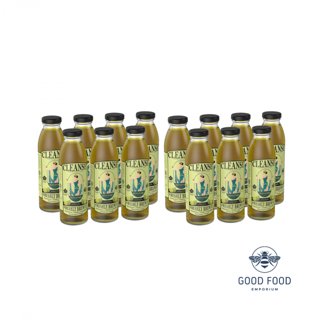 Good Food Emporium Shop Nude Herbs Cleanse Pack