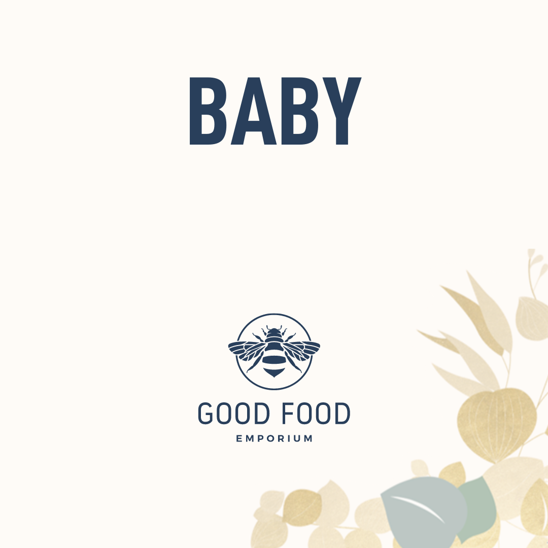 Good Food Emporium Shop Baby