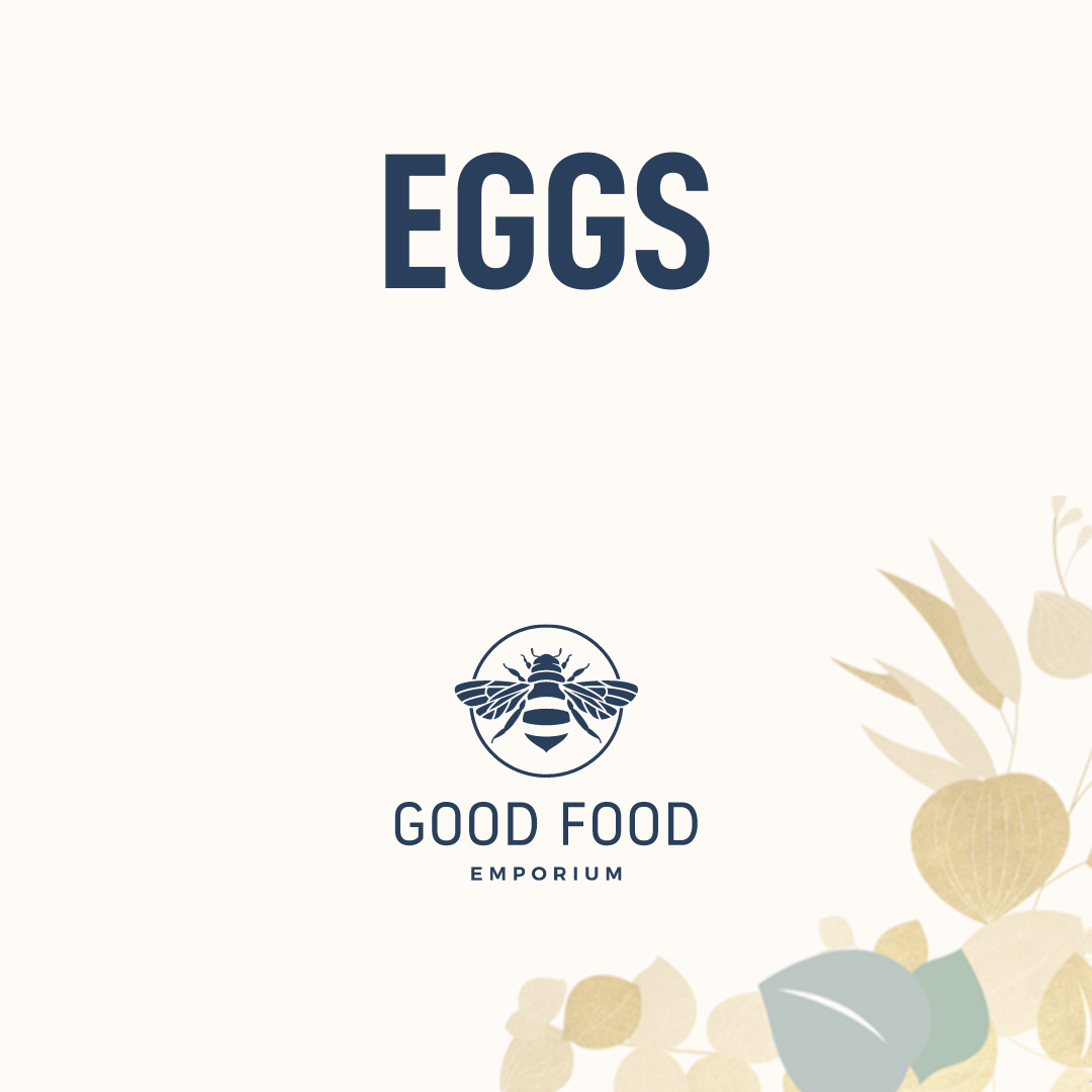 Good Food Emporium Shop Eggs