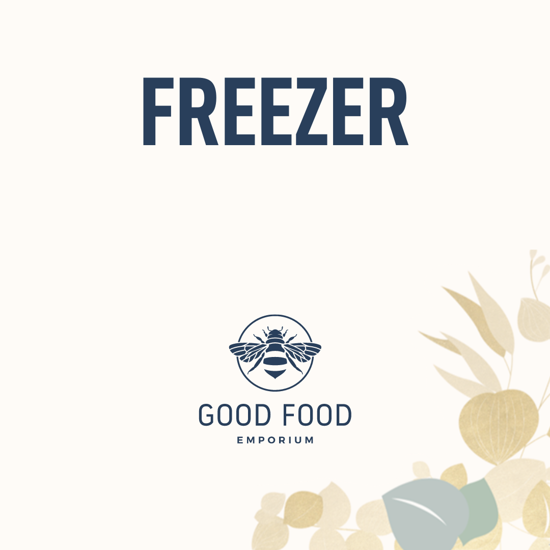 Good Food Emporium Shop Freezer