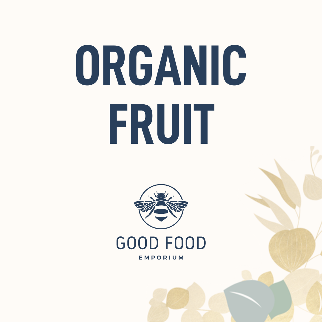 Good Food Emporium Shop Organic Fruit
